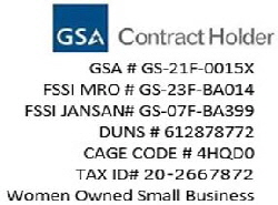 GSA Contract Number One Way Traffic Spikes